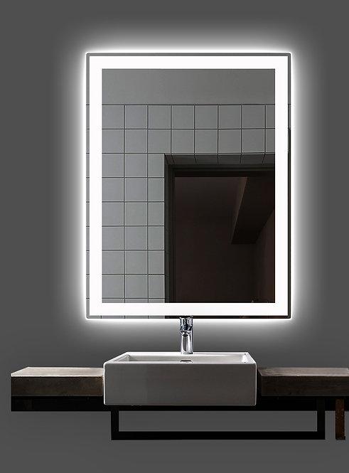 """RAD-2436 24"""" x 36"""" Radiant Series LED Mirror"""