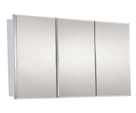 "SM-6036BV 60"" x 36"" Tri-View Series Medicine Cabinet"