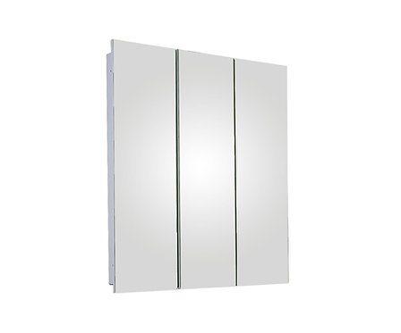 "R-3036PE 30"" x 36"" Tri-View Series Medicine Cabinet"