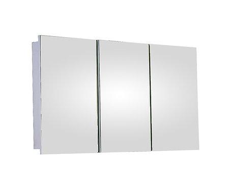 "SM-4830PE 48"" x 30"" Tri-View Series Medicine Cabinet"