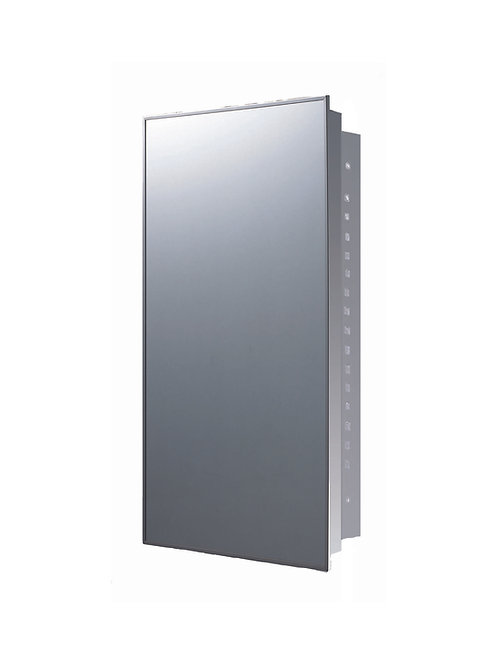 "175SS 16"" x 26"" Stainless Steel Series Medicine Cabinet"