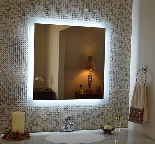 "LUM-3036 30"" x 36"" Luminous Series LED Mirror"