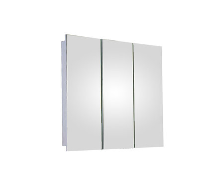 "SM-3030PE 30"" x 30"" Tri-View Series Medicine Cabinet"