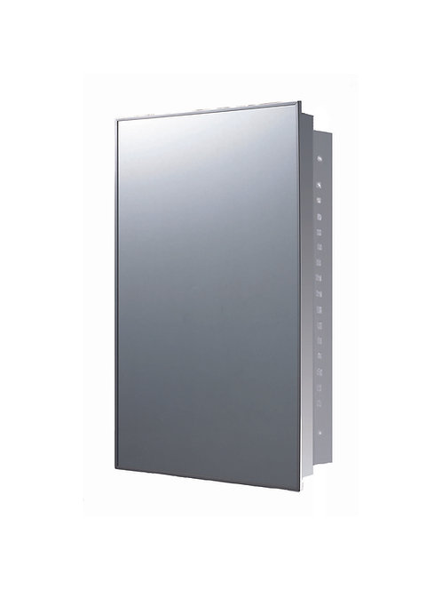 """174SS 18"""" x 24"""" Stainless Steel Series Medicine Cabinet"""