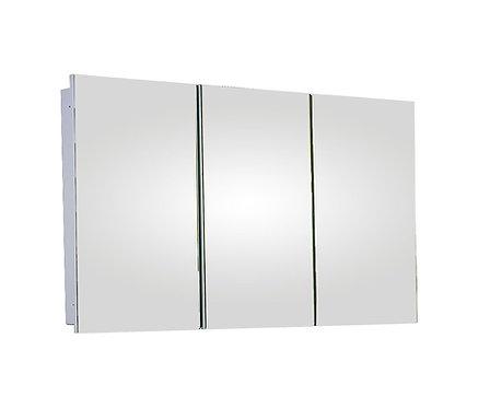 "R-4830PE 48"" x 30"" Tri-View Series Medicine Cabinet"