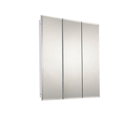 "R-3036BV 30"" x 36"" Tri-View Series Medicine Cabinet"