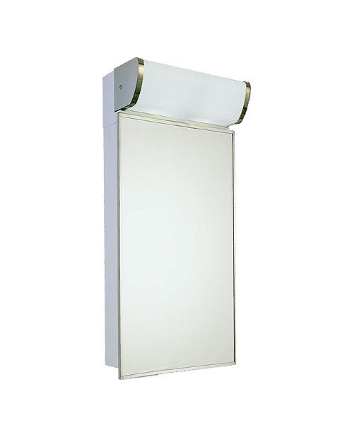 "173-TL-LED 16"" x 33"" Deluxe Illuminated Medicine Cabinet"