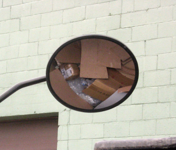 Portable Inspection Mirror
