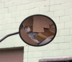 Portable Inspection Mirror