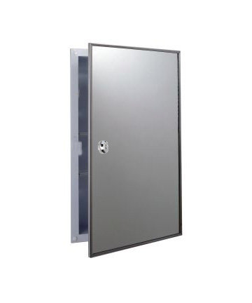 "1626L 16"" x 26"" Lockable Series Medicine Cabinet"