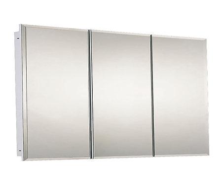 "R-6036BV 60"" x 36"" Tri-View Series Medicine Cabinet"