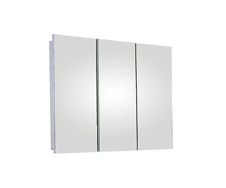"R-3630PE 36"" x 30"" Tri-View Series Medicine Cabinet"