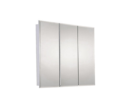 "SM-3030BV 30"" x 30"" Tri-View Series Medicine Cabinet"