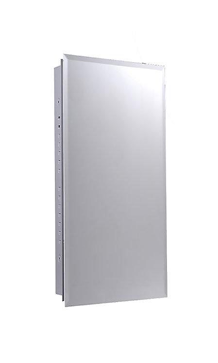 "133BV 18"" x 42"" Euroline Series Medicine Cabinet"
