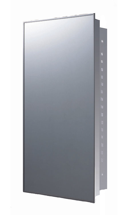 "181SS 18"" x 30"" Stainless Steel Series Medicine Cabinet"
