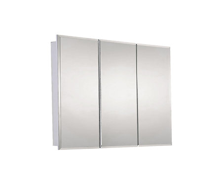 "SM-3630BV 36"" x 30"" Tri-View Series Medicine Cabinet"