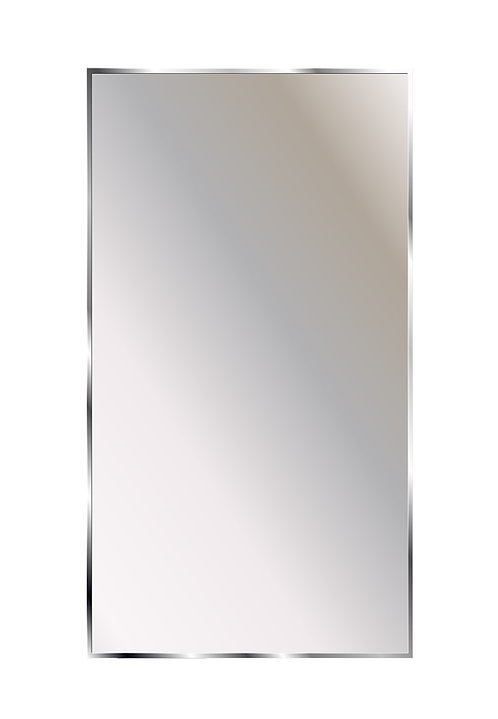 "TPM-2436 24"" x 36"" Theft Proof Mirror Series"