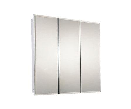 "R-3636BV 36"" x 36"" Tri-View Series Medicine Cabinet"
