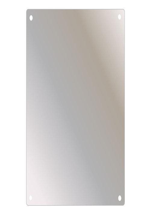 "SSF-1836 18"" x 36"" Stainless Steel Mirror Series"