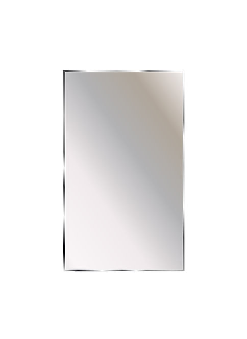"TPM-1622 16"" x 22"" Theft Proof Mirror Series"