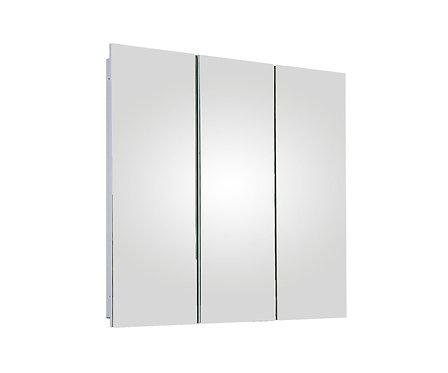 """SR-3636PE 36"""" x 36"""" Tri-View Series Medicine Cabinet"""