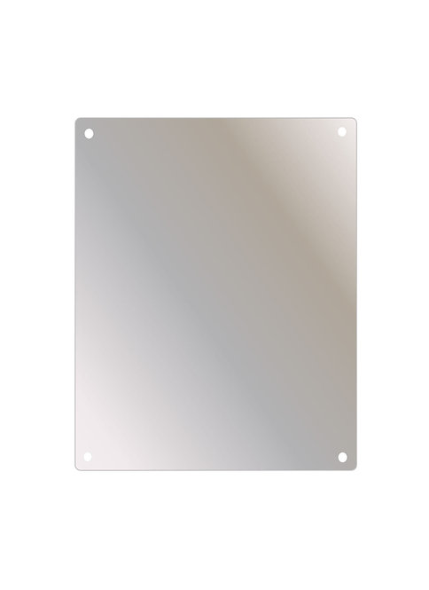 "SSF-1620 16"" x 20"" Stainless Steel Mirror Series"