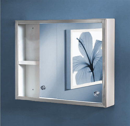 "SD-2420 24"" x 20"" Sliding Door Series Medicine Cabinet"
