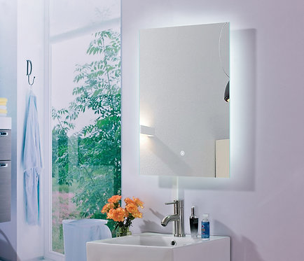 "AUR-2436P 24"" x 36"" Aurora + Series LED Mirror"