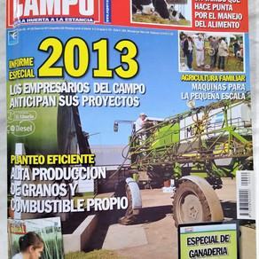 Jueves de #TBT revista Super Campo!