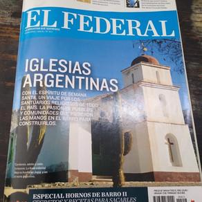 Jueves de #TBT revista El Federal