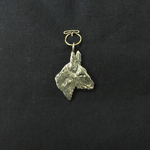 Donkey Head Pendant