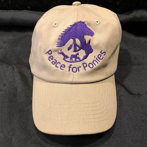 Peace for Ponies Hats