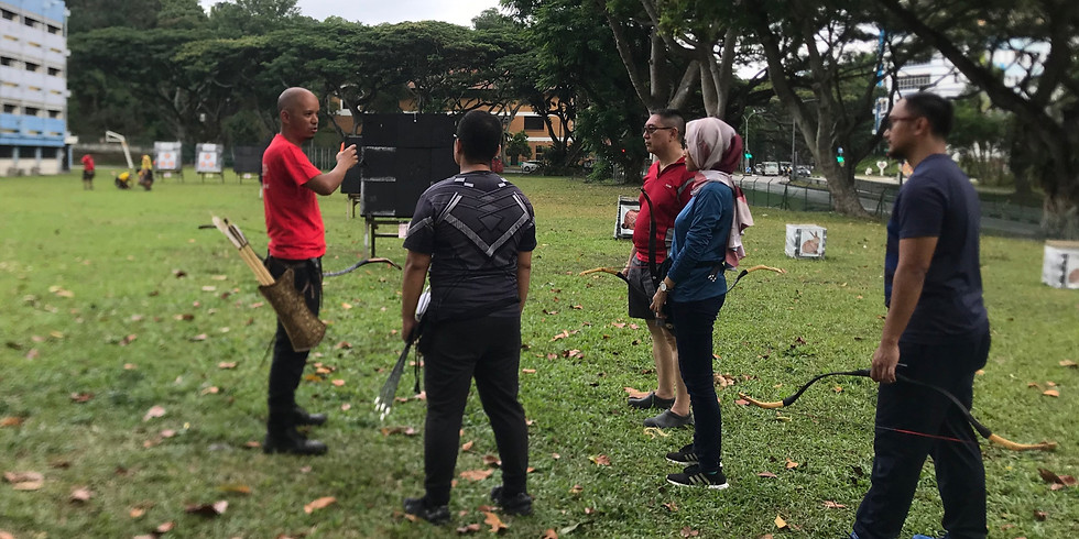 Introductory Course in Traditional Archery