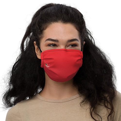TAS Red Premium face mask