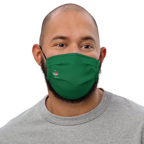 TAS Green Premium face mask