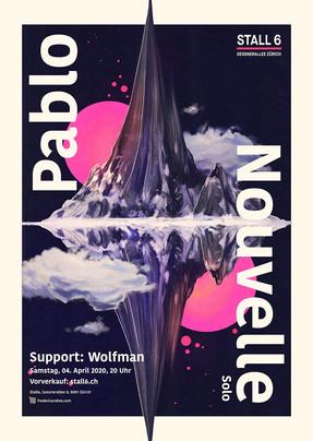 Stall6 - Pablo Nouvelle