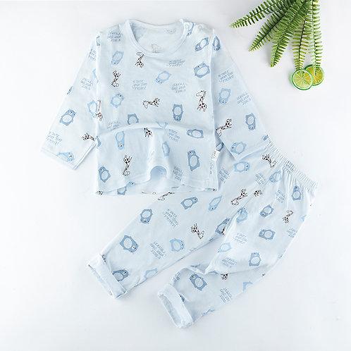 Blue Bears Organic Cotton Pyjamas