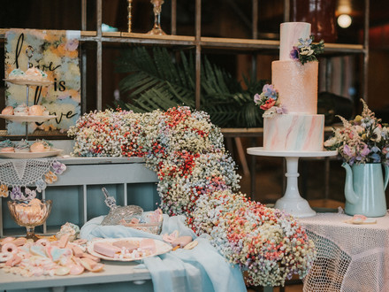 Flowers and planned by Hire Societies
