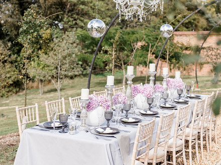 Flowers/planning & Styling by Hire Societies