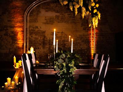 The Engine Room - A Seductive Intimate Wedding Shoot