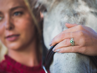 Rein & Shine: An Equine Inspired Bridal Shoot