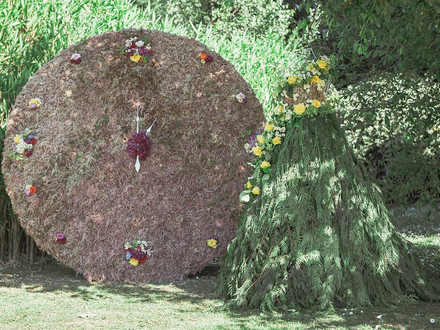 Working Floral Clock