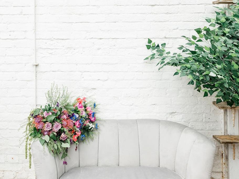 Sofa Arrangment