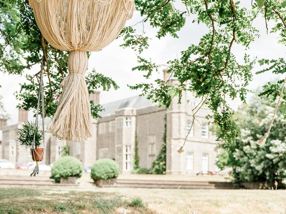 Boho outdoor wedding Ideas
