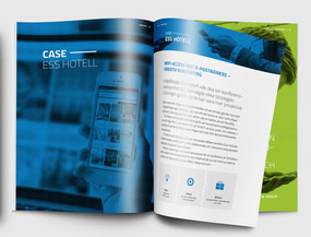Copy och design till folder om Market automation