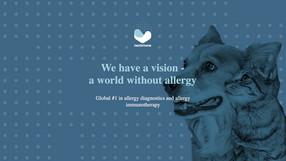 Allergimedicin till djur från Nextmune