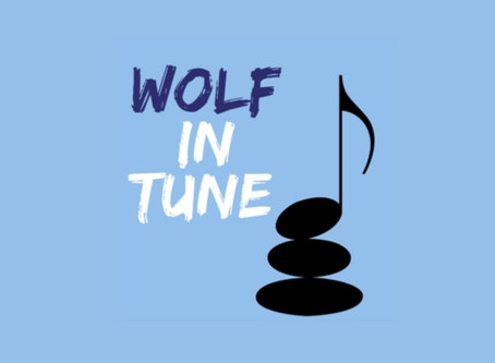 """About the """"Wolf In Tune"""" Podcast"""