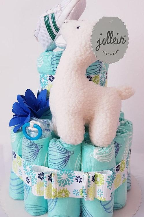 Plenkový dort - LAMA Jollein