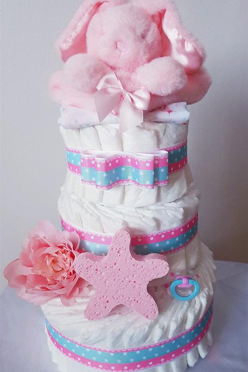 Plenkový dort s muchláčkem
