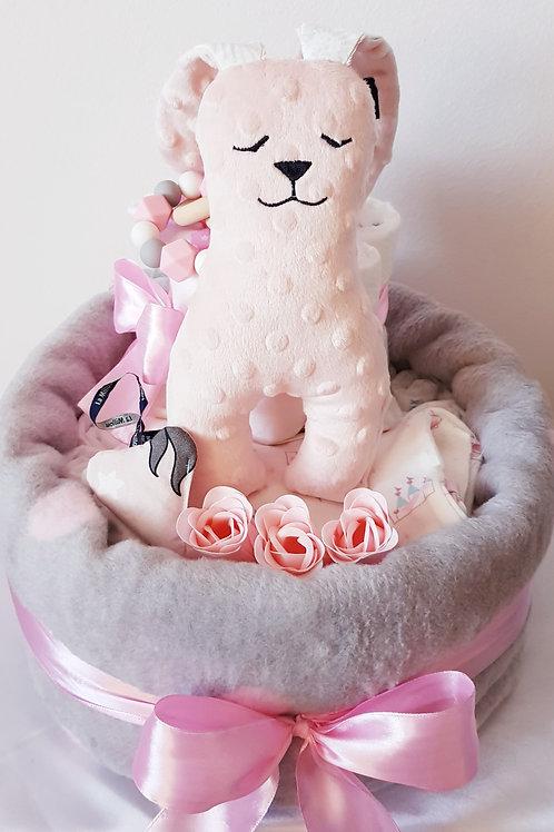 Plenkový dort - LA MILLOU pink